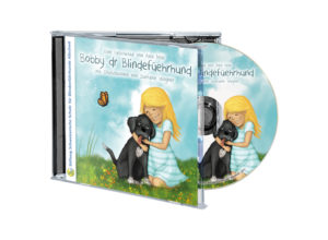 "Cover CD ""Bobby dr Blindefüehrhund"""