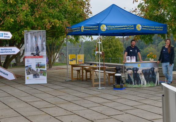 Open Day at the Guide Dogs for the Blind School, 2018